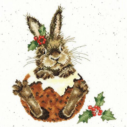Little Pudding Cross Stitch Kit