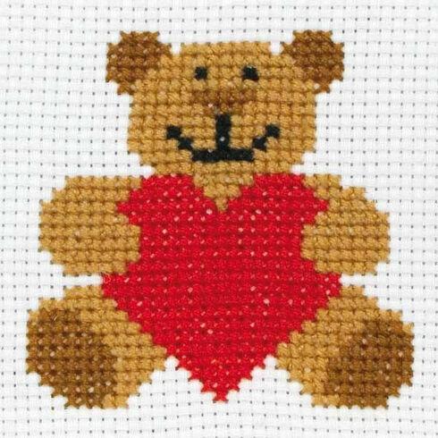 Ed Cross Stitch Kit