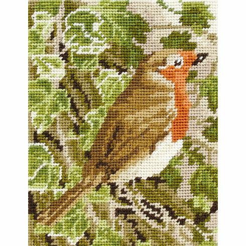 Robin Beginners Tapestry Kit