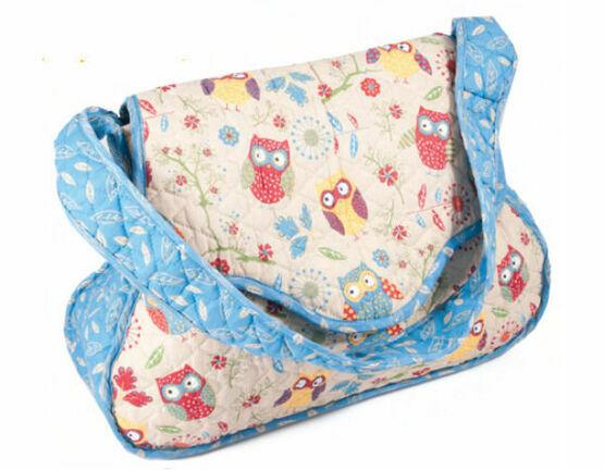 Rustic Ranch Satchel Craft Bag