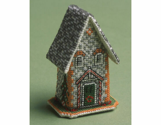 Christmas in East Anglia 3D Cross Stitch Kit