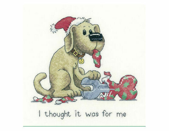 Oh Dear Cross Stitch Kit