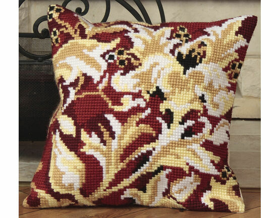 Elizabethan Cushion Panel Cross Stitch Kit