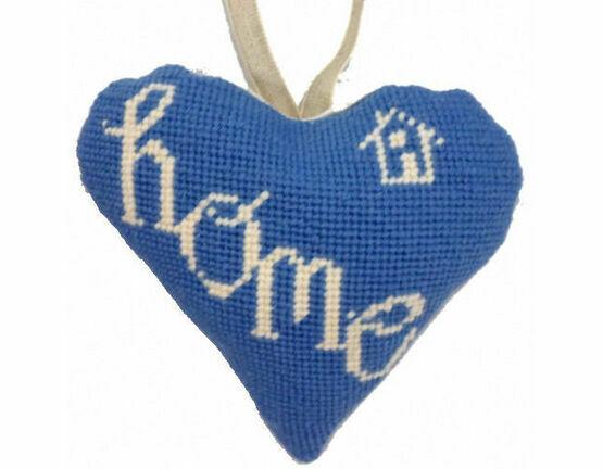 Home Lavender Heart Tapestry Kit
