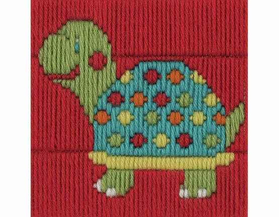 Turtle Long Stitch Kit