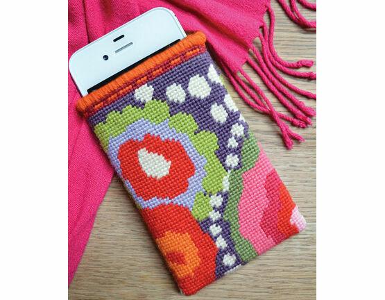 Merry Go Round Tapestry Phone Holder Kit