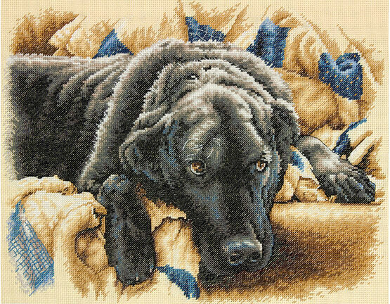 Guilty Pleasures Cross Stitch Kit
