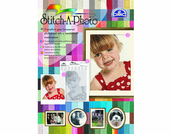 Stitch-A-Photo Chart Pack