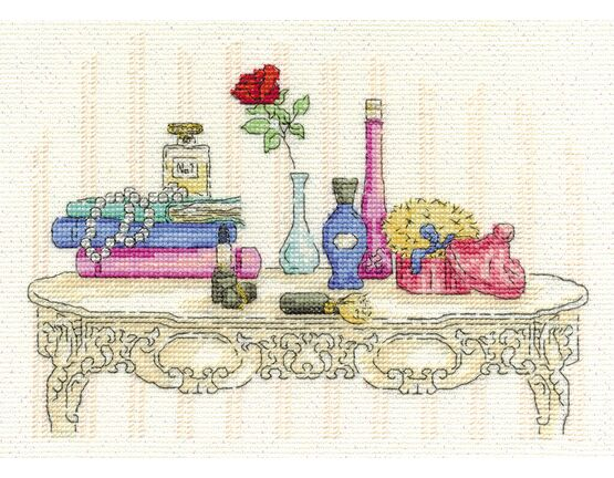 Beauty Cross Stitch Kit