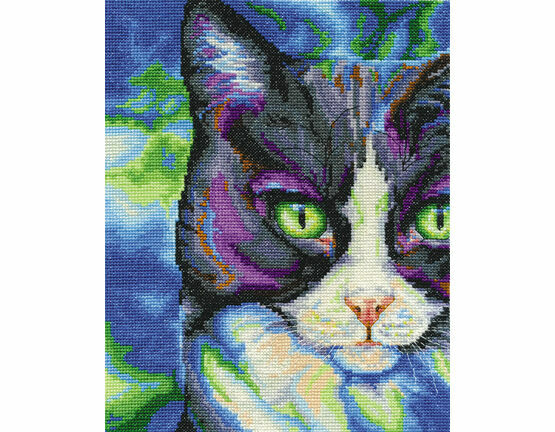Snowshoe Cross Stitch Kit