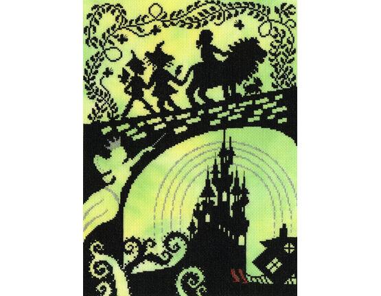 Wizard Of Oz Cross Stitch Kit