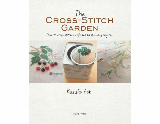 The Cross-Stitch Garden Book