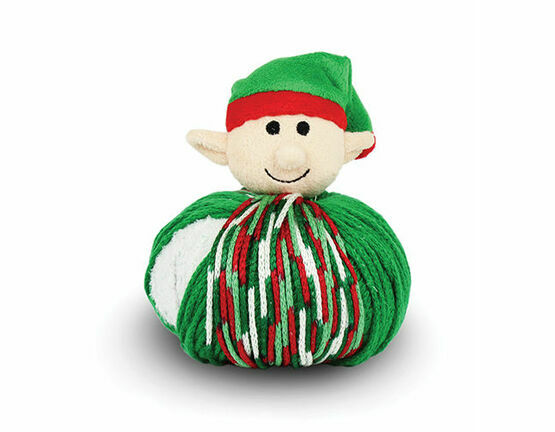 Elf Top This! Hat Knit Kit
