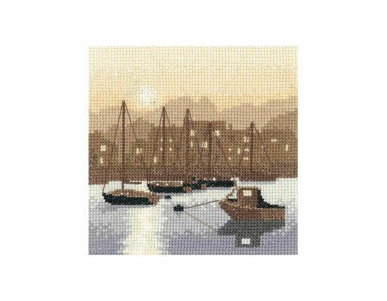 Harbour Lights Cross Stitch Kit