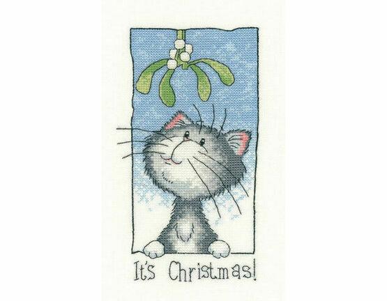 It's Christmas Cross Stitch Kit