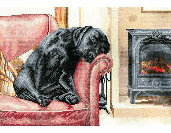 After The Walk Cross Stitch Kit