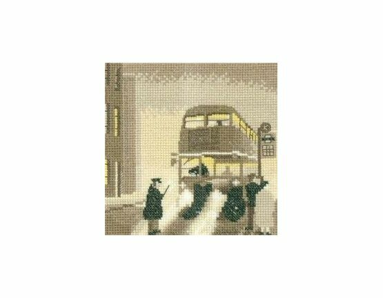 Pea Souper Cross Stitch Kit