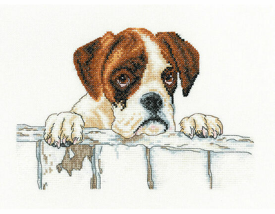 Bailey Cross Stitch Kit