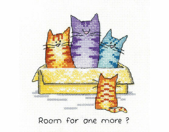 One More Cross Stitch Kit