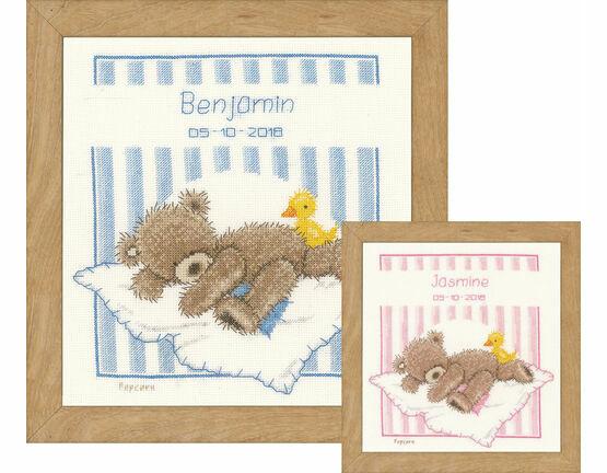 Popcorn Bear & Souffle Duck Birth Record