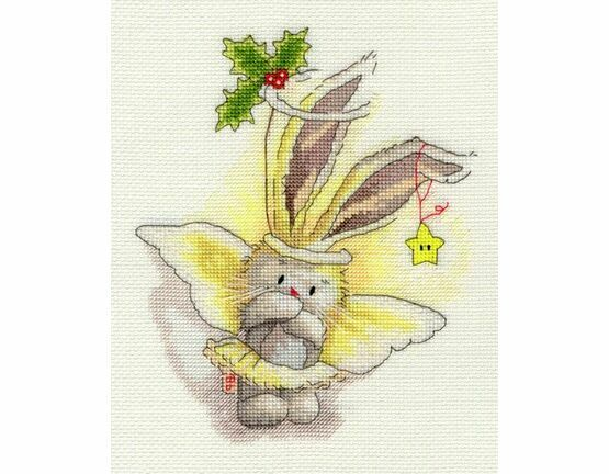 Bebunni - Angel Cross Stitch Kit