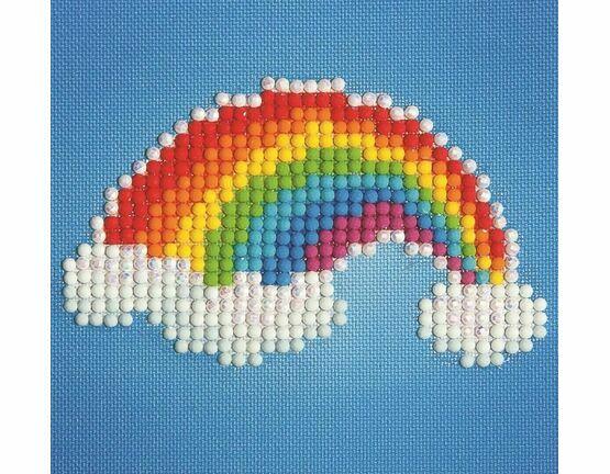 Rainbow Beginners Diamond Dotz Kit