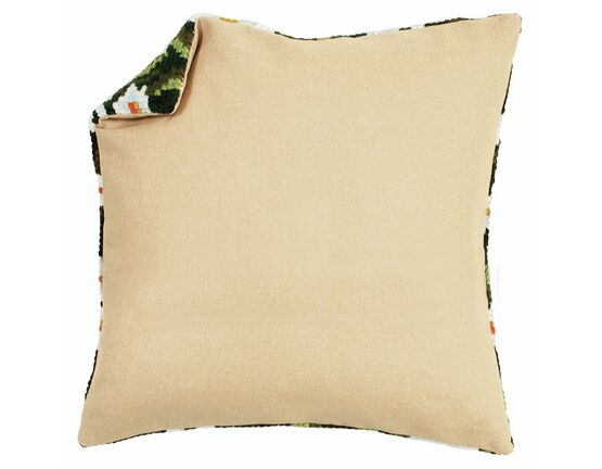Cushion Back Natural Without Zipper 45x45cm