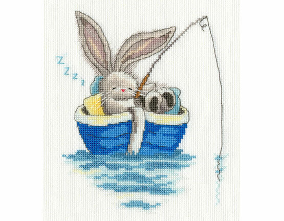 Bebunni - Gone Fishing
