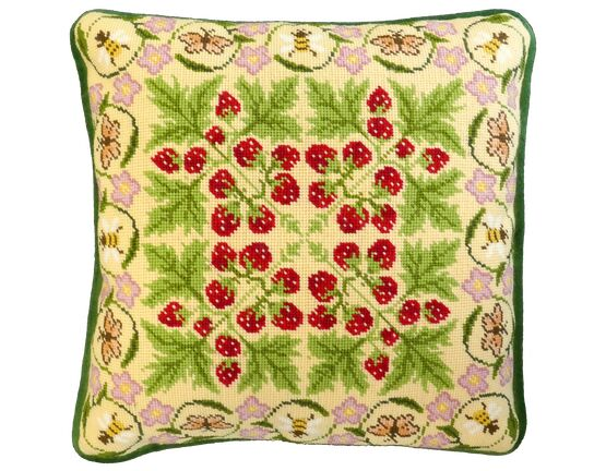 The Strawberry Patch Tapestry Panel Kit