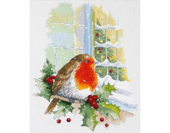 On Christmas Eve Cross Stitch Kit