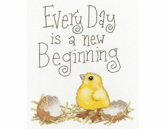 A New Beginning Cross Stitch Kit