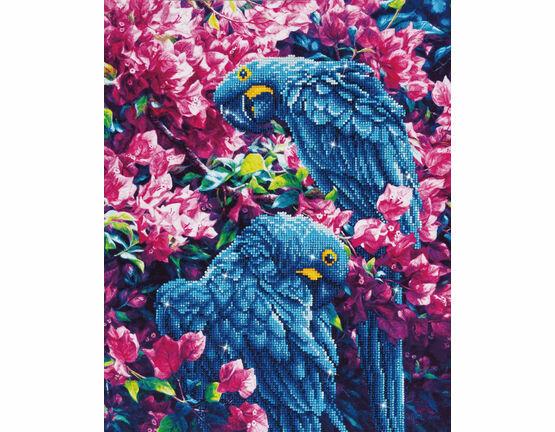 Blue Parrots Diamond Dotz Kit