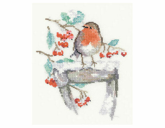 Watching Cross Stitch Kit