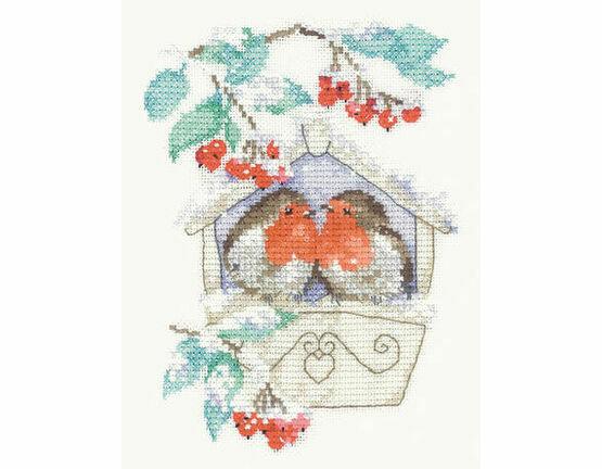 Hideaway Cross Stitch Kit