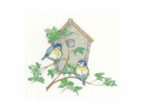 Nesting Box Cross Stitch Kit