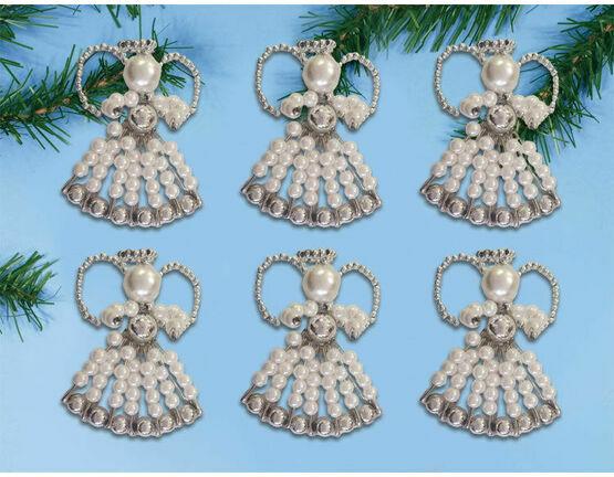 Angel Ornaments Beading Kit