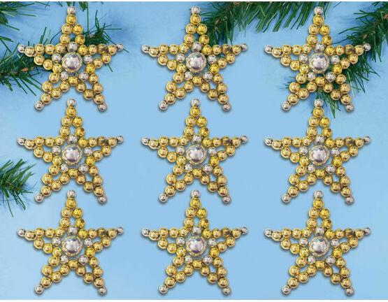 Starlight Ornaments Beading Kit