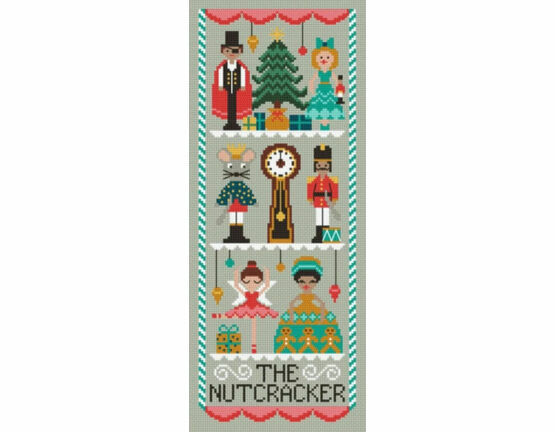 The Nutcracker By Little Dove Designs Cross Stitch Kit