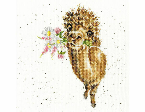 Hand-Picked For You Cross Stitch Kit