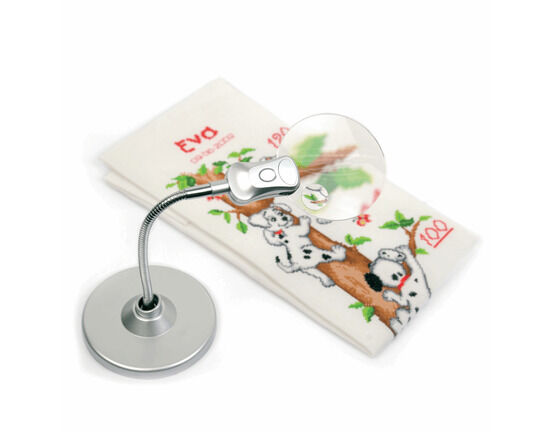 Magnifying Table Light