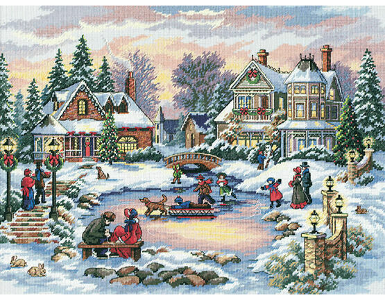 A Treasured Time Cross Stitch Kit