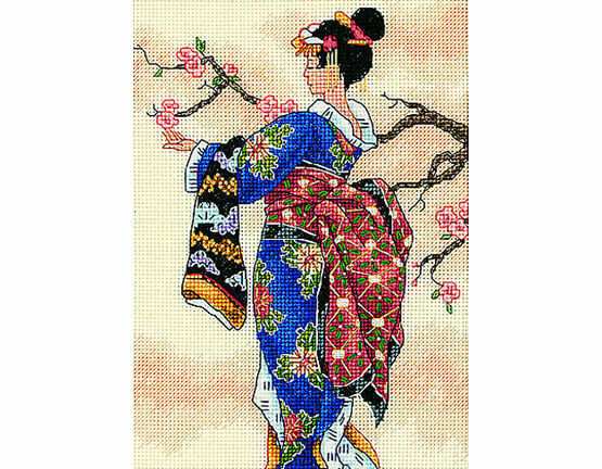 Mai Cross Stitch Kit