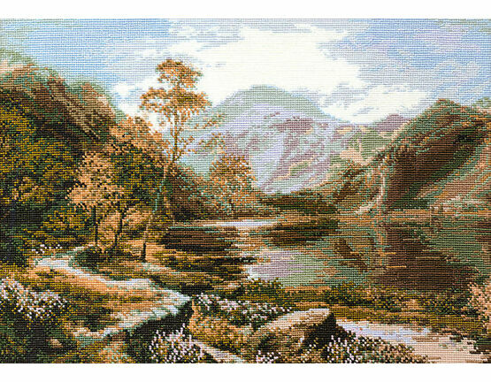 Loch Lomond Cross Stitch Kit
