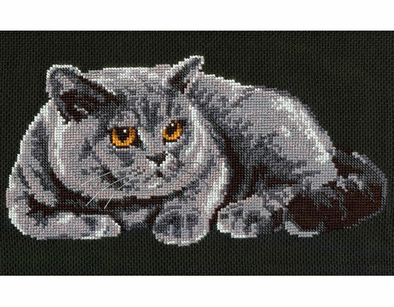 Briton Cross Stitch Kit