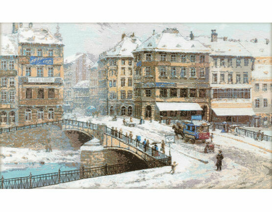 Vienna Cross Stitch Kit