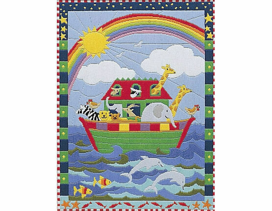 Noahs Ark Long Stitch Kit