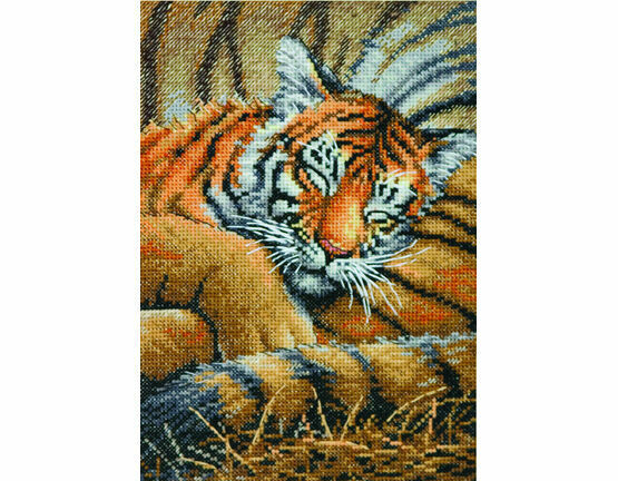 Cozy Cub Cross Stitch Kit