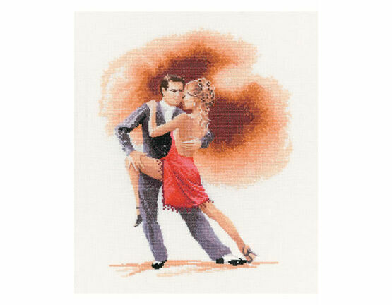 Argentine Tango Cross Stitch Kit