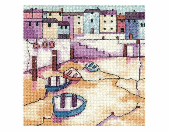 Morning Calm Cross Stitch Kit