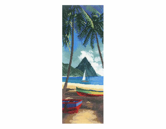St Lucia Cross Stitch Kit
